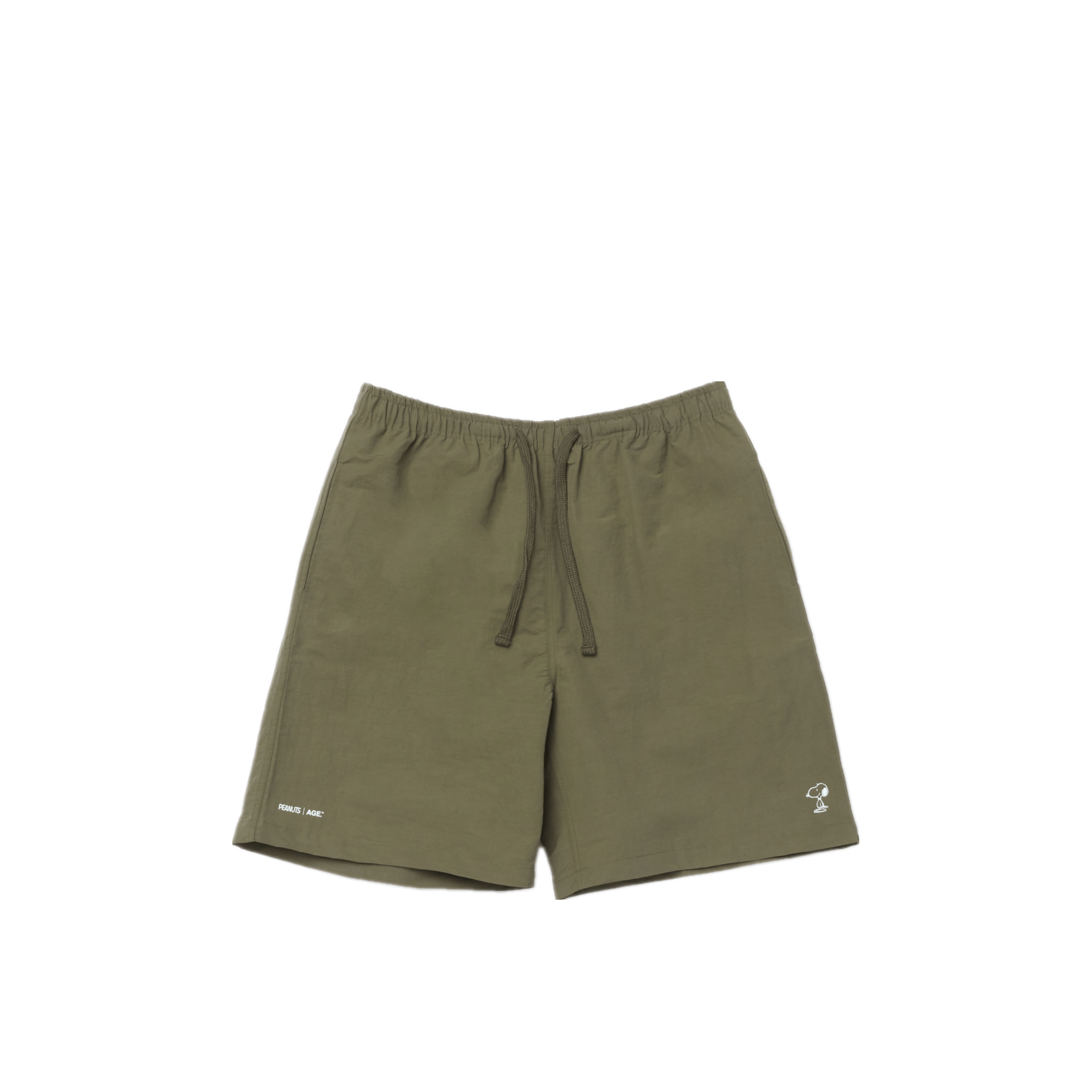 AGE X Snoopy Standing Shorts OL